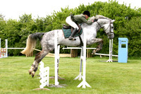 Redpost Showjumping 10th May 2009